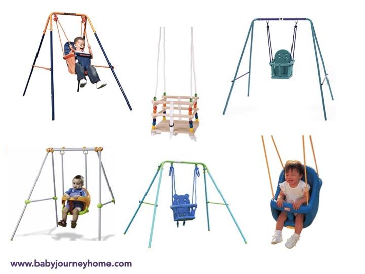 Best outdoor baby swing - Baby\'s Journey Home